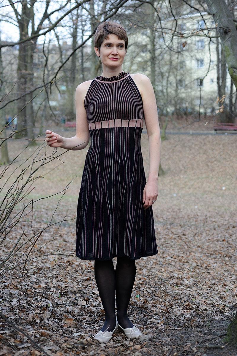 Designerkleid Manfreda Knitwear