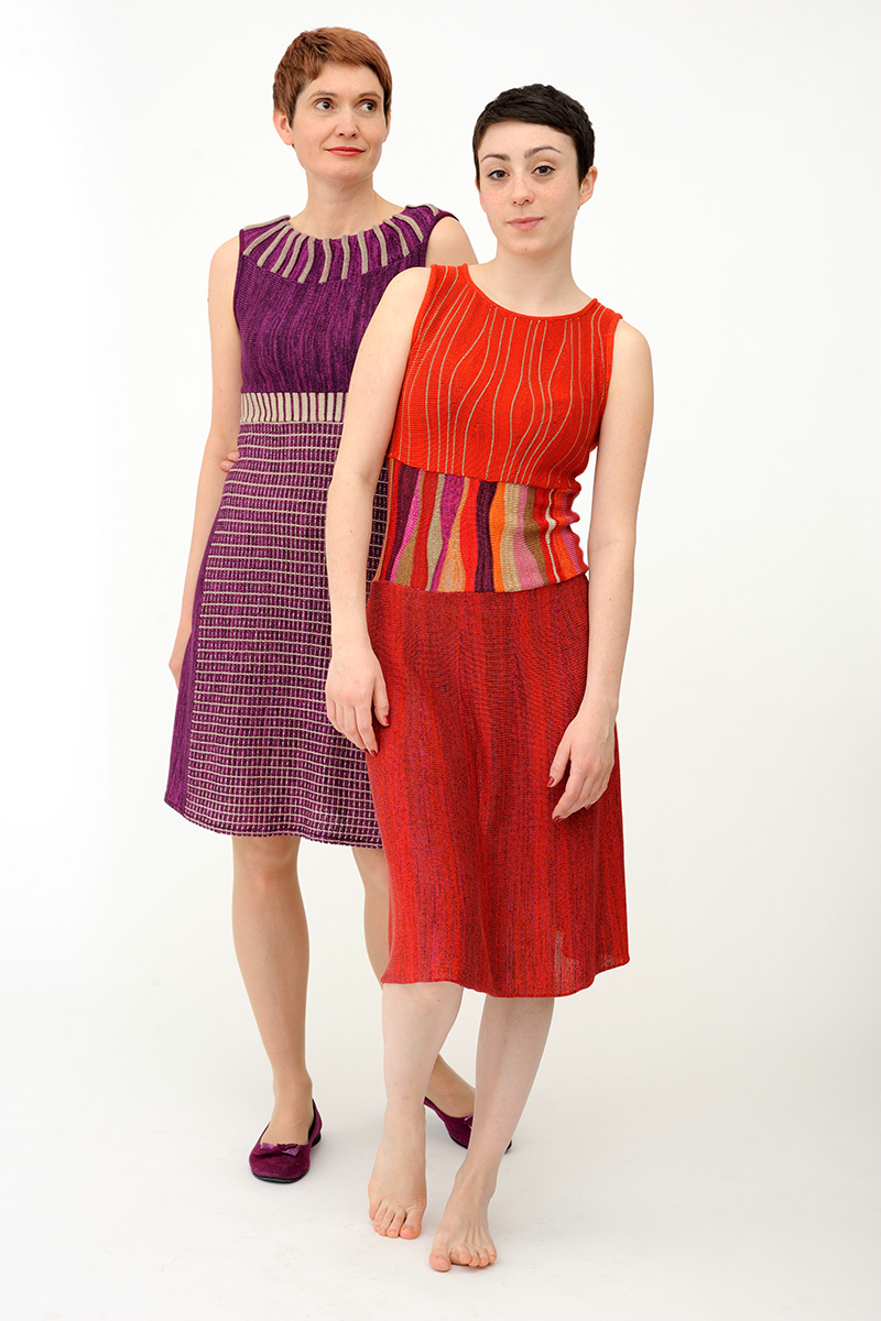 Dresses Manfreda knitwear