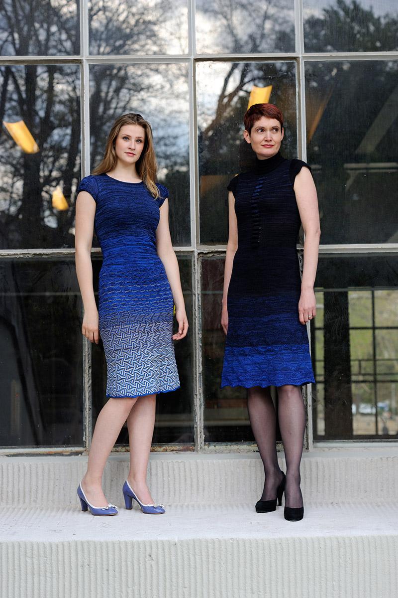 Sommerstrickkleider Manfreda Knitwear